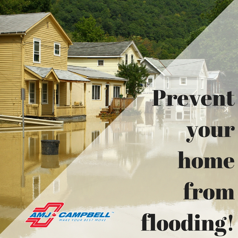 Preventing Floods in Your Home