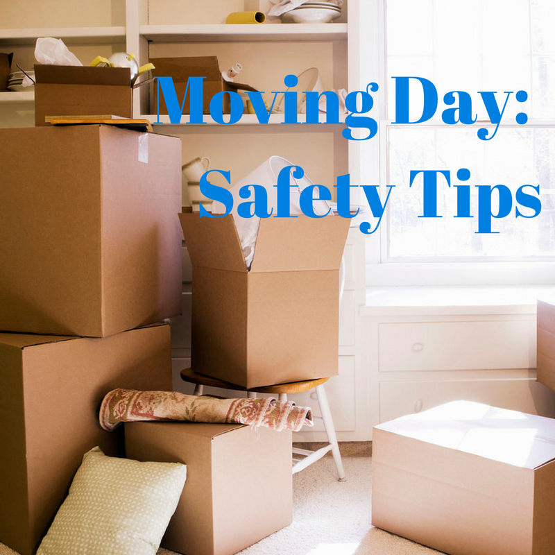 Move Day: Safety Tips